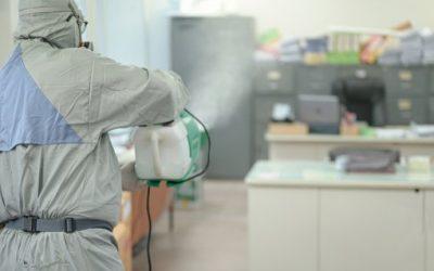 Sanitização para empresas no Rio de Janeiro
