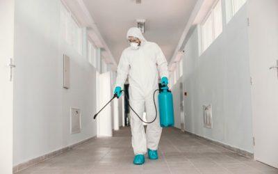 Sanitização na Tijuca: deixe seu ambiente descontaminado