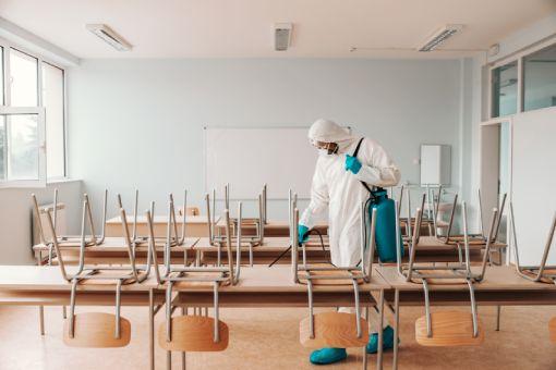 Sanitização em escolas: prepare-se para a reabertura com segurança  - Rodox