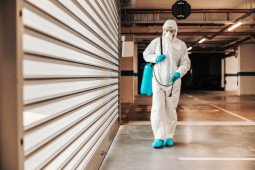 Sanitização no Centro do Rio: contrate para o seu escritório  - Rodox