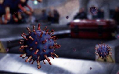 A sanitização elimina microrganismos nocivos de superfícies diversas