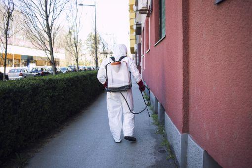Combata o coronavírus com a sanitização de ambientes